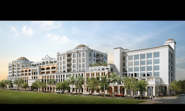 """Giralda Place is part of the larger Giralda Complex in Coral Gables """"Restaurant Row."""""""