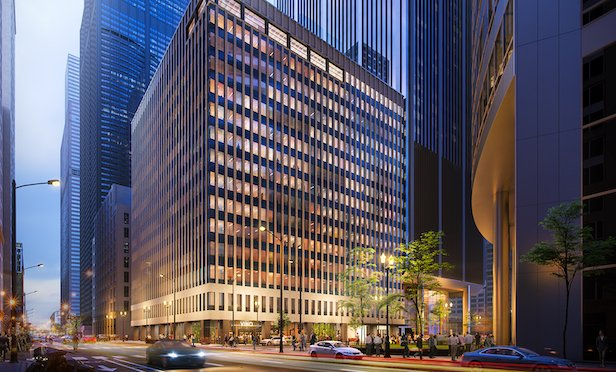 Sterling Bay's 311 W. Monroe St. is now fully leased.