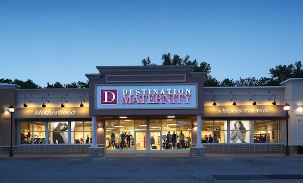 Destination Maternity's Paramus, NJ location.