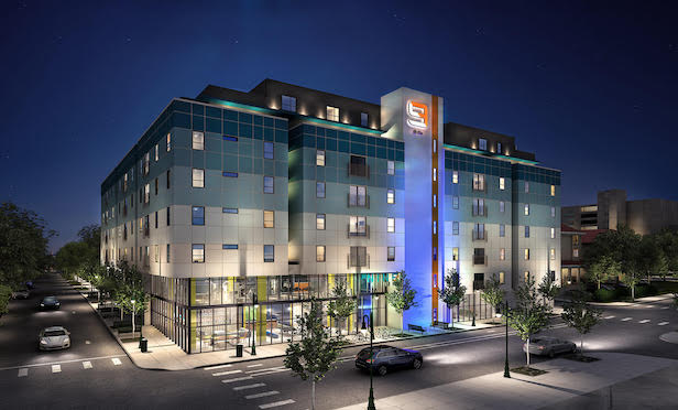 Nine at Rio is a 347-bed student housing property located at the University of Texas - Austin.