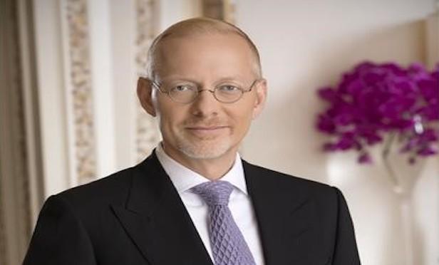 Brian Gullbrants, the new president of Encore Boston Harbor