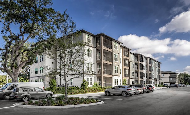 Canopy Apartments features 318 units.
