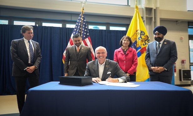 New Jersey Gov. Phil Murphy signed Executive Order No. 89 on Tuesday to establish a Statewide Climate Change Resilience Strategy.