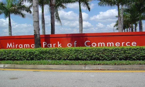 Space Coast Credit Union will occupy its space at Miramar Park of Commerce in February 2020.