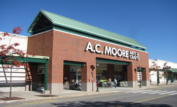 Crafts retailer Michaels will assume up to 40 A.C. Moore store leases.