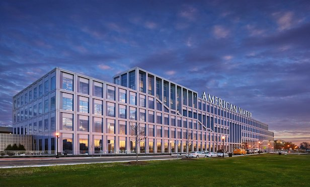 American Water Works Co.'s headquarters in Camden, NJ