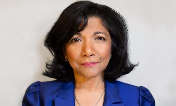 Carmen Taveras, chief of real estate, economic development and transit-oriented development for NJ TRANSIT