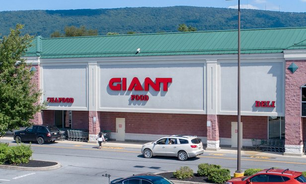 The Giant-anchored shopping center portfolio involves seven properties located in mid to eastern Pennsylvania.