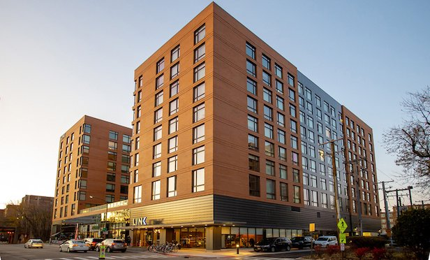 LINK Evanston features 241 units and is located near Northwestern University.