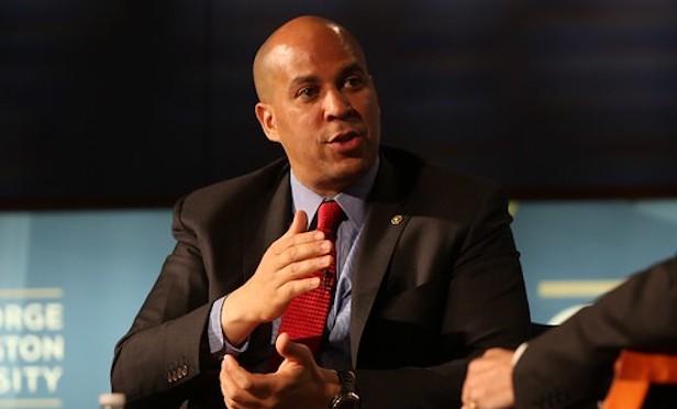 U.S. Sen. Cory Booker (D-NJ)
