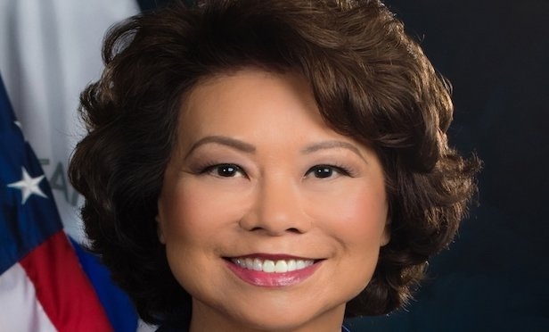 US Department of Transportation Secretary Elaine Chao