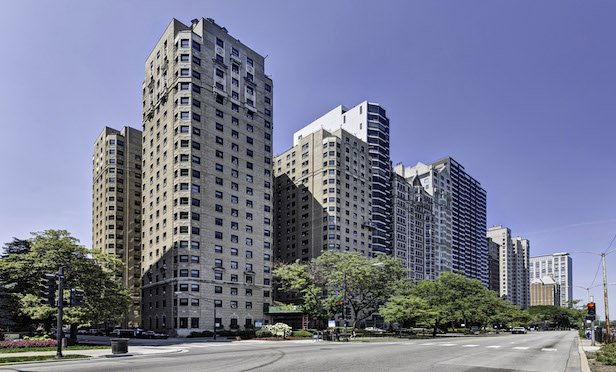 1400 N. Lake Shore Drive, Chicago