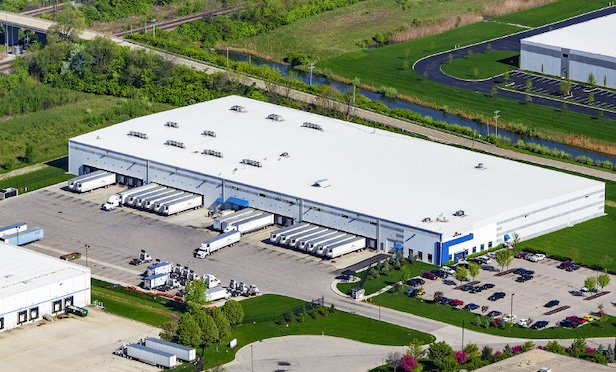 The Midwest Industrial Portfolio is currently 98% leased.
