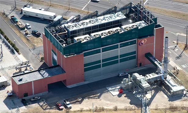 Marina Terminal Facility, Atlantic City, NJ