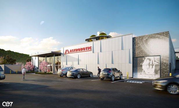 Astrobotic's new headquarters in the Pittsburgh North Side Neighborhood of Manchester, will be the primary hub for lunar logistics in the United States.