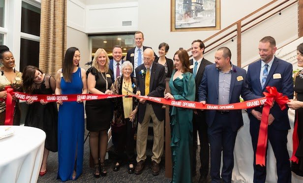 Earlier this month Brightview Senior Living held a ribbon cutting for its 171-unit Brightview Devon facility at 301 E. Conestoga Road in Wayne, PA.