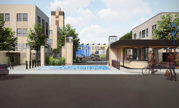 An extensive redevelopment is planned for The Quartermaster campus in the Girard Estate section of Philadelphia.