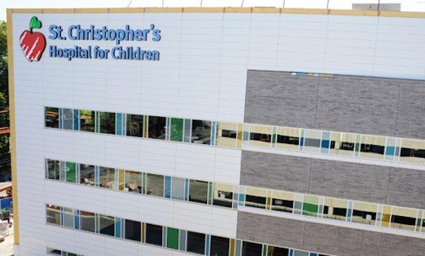 St. Christopher's Hospital for Children, Philadelphia