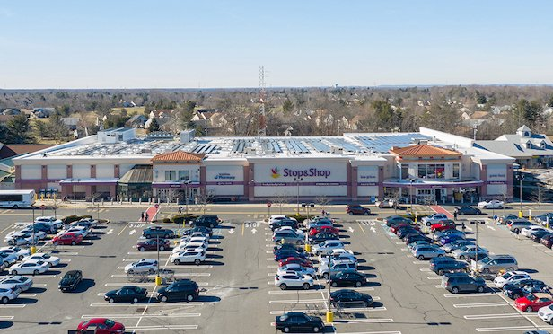 Concordia Shopping Center in Monroe Township, NJ is 95% leased.