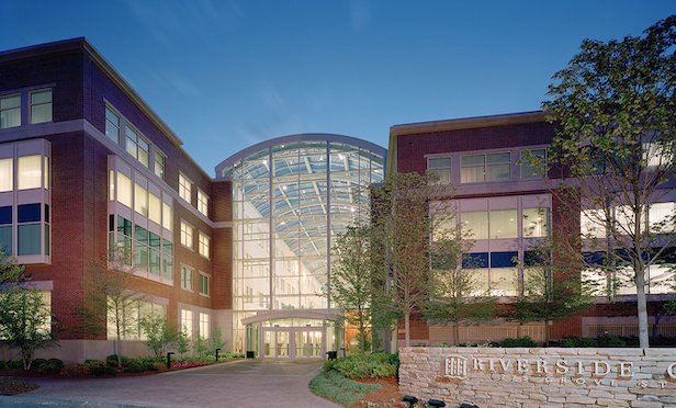 Riverside Center, Newton, MA. Credit: Bruce T. Martin Photography