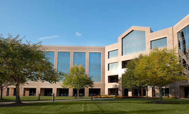 Park Avenue at Morris County totals nearly 1.2 million square feet of office space.