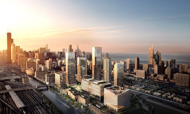 The first phase of The 78 will be a mixed-use project that at full build-out will include 1.5 million square feet of new office space.