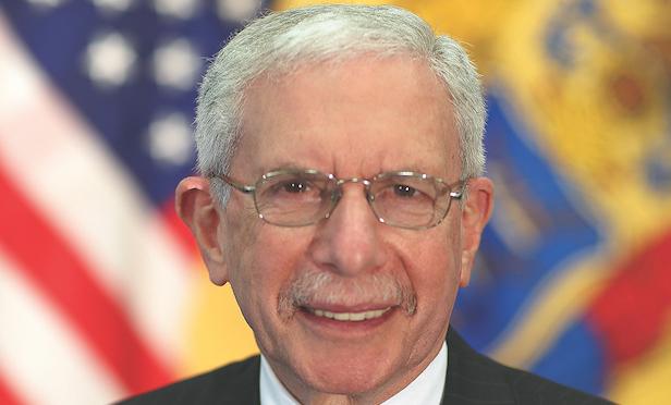 NJHMFA executive director Charles A. Richman