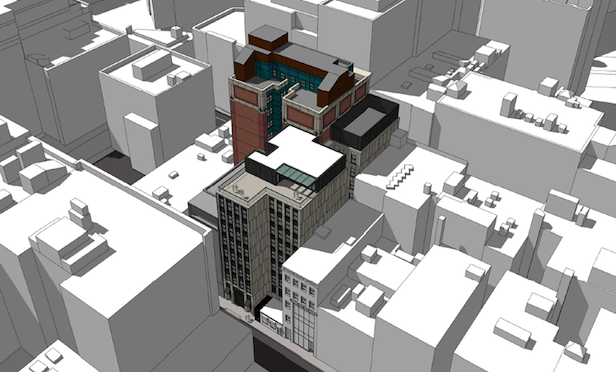The BPDA approved a nine-story addition to the Onyx Hotel in Downtown Boston. Source: BPDA