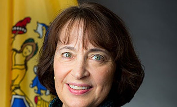 New Jersey Department of Environmental Protection Commissioner Catherine McCabe