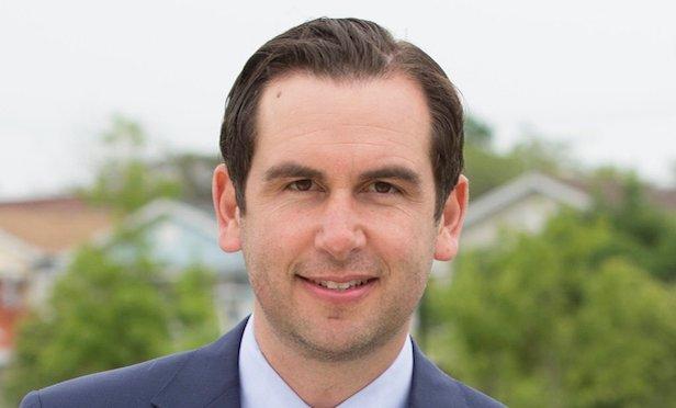 Jersey City Mayor Steven M. Fulop