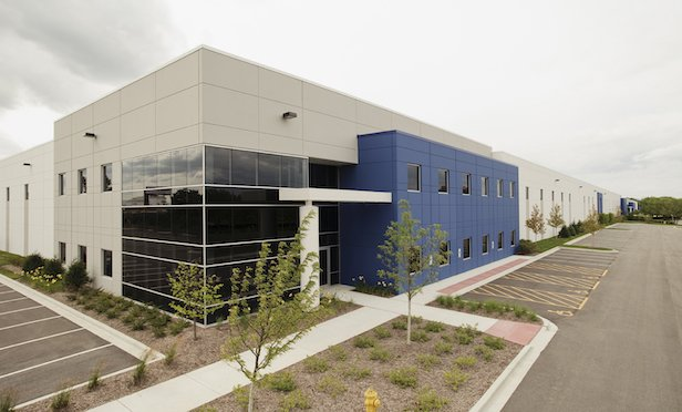 Alter plans to build 3 million square feet of industrial space at Cornerstone.