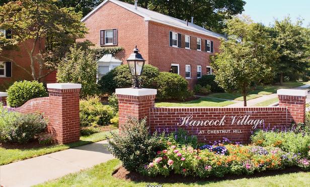Hancock Village, Chestnut Hill, MA
