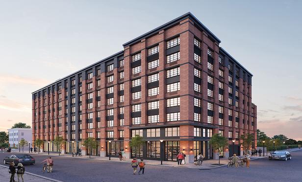 BELA in Jersey City, NJ totals 104 units.