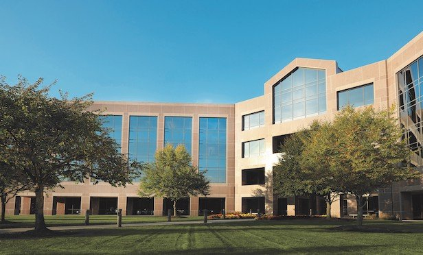 100 Campus Drive at the Park Avenue at Morris County complex.