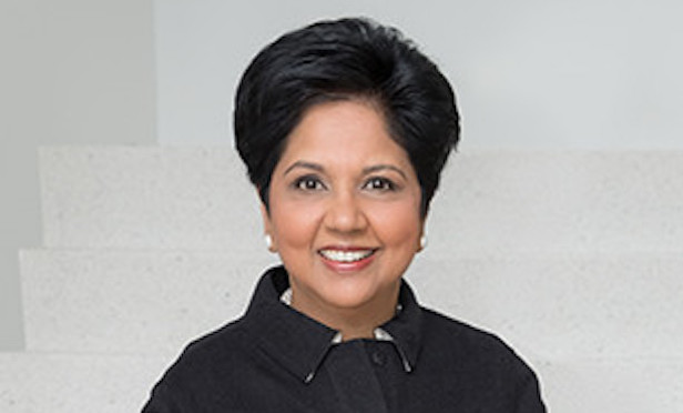 Indra Nooyi, co-chair of the nonprofit organization AdvanceCT and former chairman and CEO of PepsiCo, has been appointed as a Connecticut representative to the multi-state council.