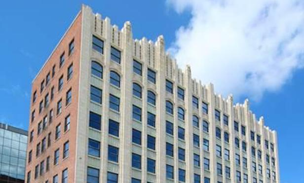 Badgerow Building in Downtown Sioux City, IA
