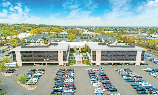The Allwood Medical Campus totals more than 160,000 square feet.