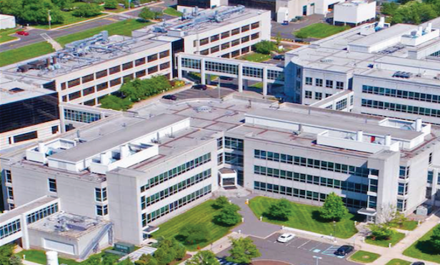 The New Jersey Center of Excellence totals nearly 800,000 square feet.