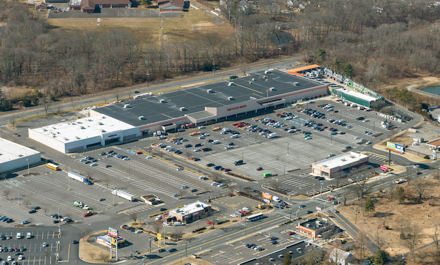 Lawnside Commons is a 151,000-square-foot shopping center anchored by Home Depot.