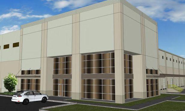 USAA Raising Massive Spec Industrial