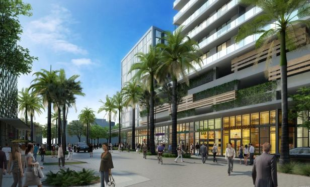 Integra Investments signed leases with Mediterranean Kitchen and Lee Spa Nails at Aventura Park Square.