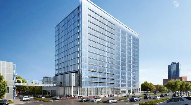 Transwestern Development Company is building a trophy asset in Atlanta's Central Perimeter.