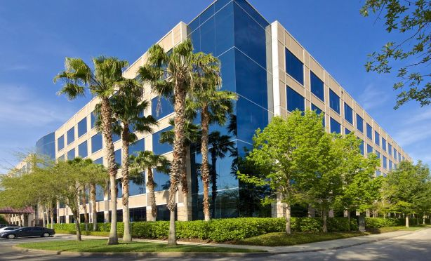 Branded Maitland Promenade One, the five-story, 230,000-square-foot class A office building is located at 485 North Keller Road in Maitland, FL.