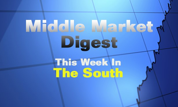 Middle Market Digest: Early This Week in Florida