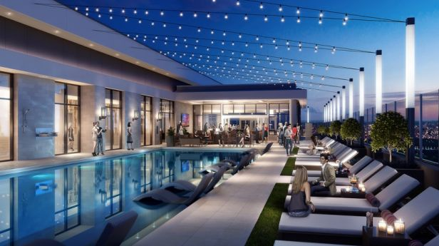 LMC is betting big on Midtown Atlanta. The apartment developer broke ground on Vireo, a luxury multifamily community in Atlanta's Midtown district.