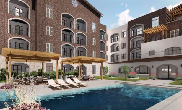 Larkspur at Gateway plans to break ground in late 2017 for early 2019 completion.