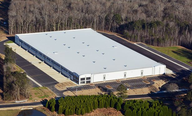 Fairburn 85 Distribution Center, a class A, speculative industrial building totaling 317,520 square feet