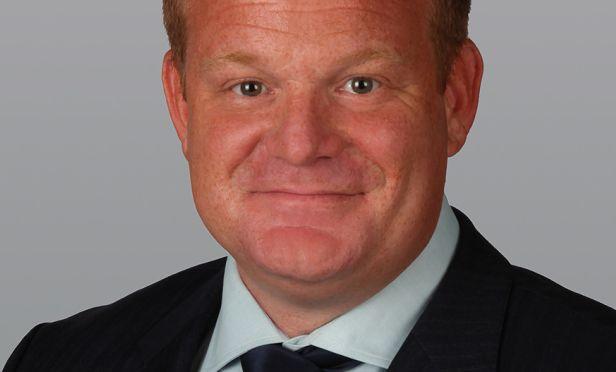 Calum Weaver, executive managing director with Cushman & Wakefield