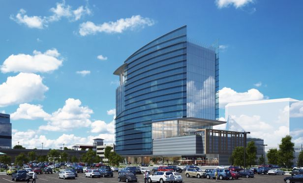 Trammell Crow Planning New Office Building In Central Perimeter