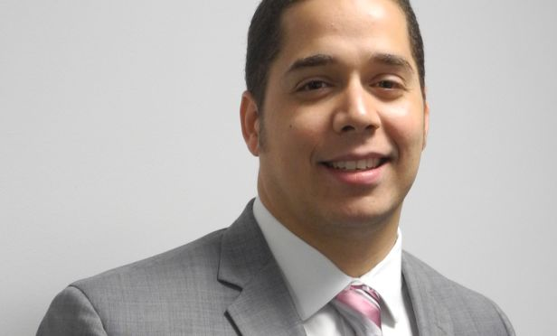 Rafael Romero, vice president with CREC's Retail Division